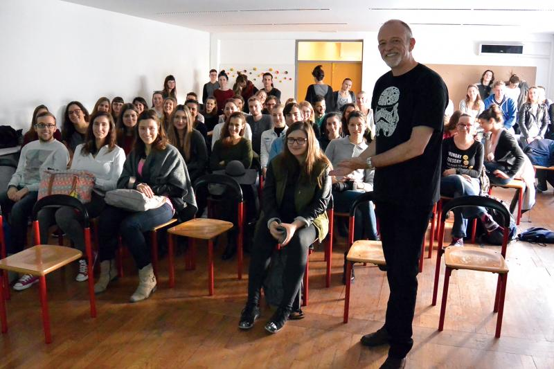 diego_vainesman_lecture_Zagreb