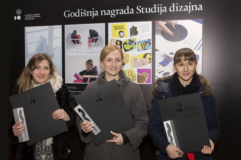 Godisnja Nagrada Studija Dizajna 14 15 Sveuciliste U Zagrebu