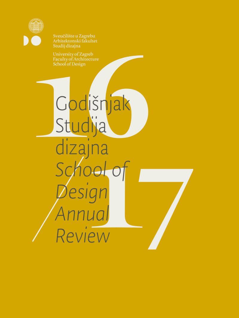 Studij dizajna - godišnjak 2016/2017.