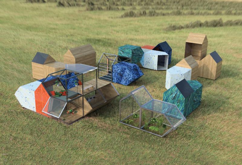 Studij dizajna - London Festival of Architecture (LFA)