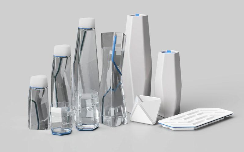 Tanja Virag i Bruna Gloković nagrađene za dizajn predmeta za konzumaciju vode