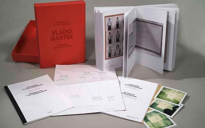 Vlado Martek - Pripremanje za fotografiju