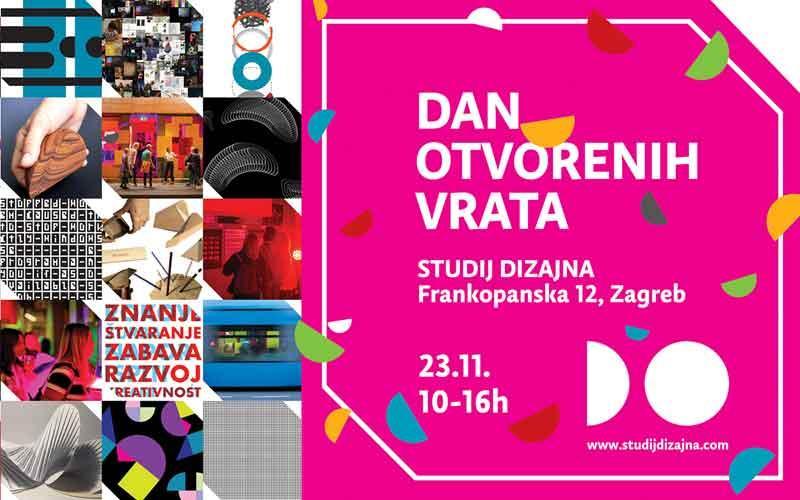 Dan Otvorenih Vrata 2019 Sveuciliste U Zagrebu Arhitektonski Fakultet Studij Dizajna