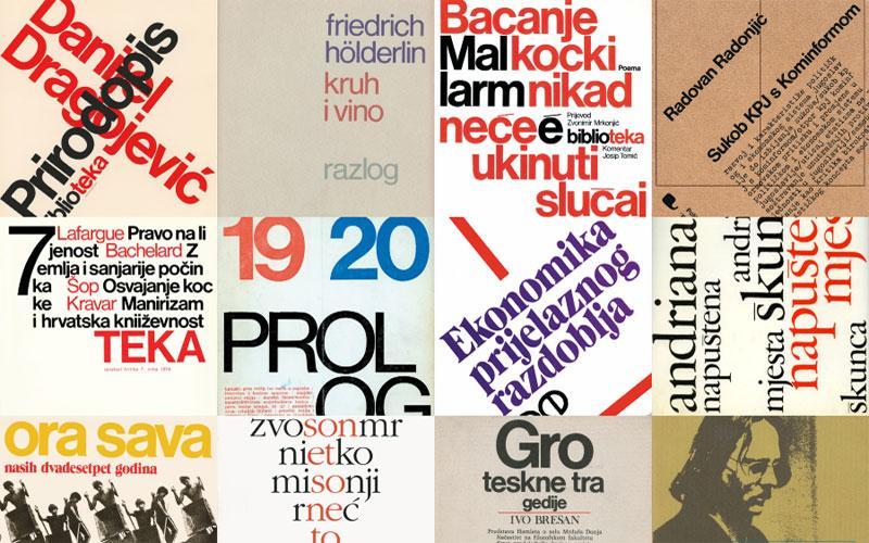 Opremio: Mihajlo Arsovski – Oblikovanje knjiga i periodike od 60-ih do danas