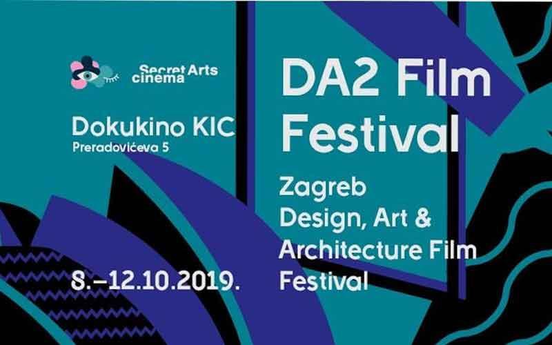 DA2 – Festival filmova o umjetnosti, arhitekturi i dizajnu u Dokukinu KIC