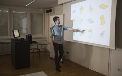 Studij dizajna - novi prostori učenja